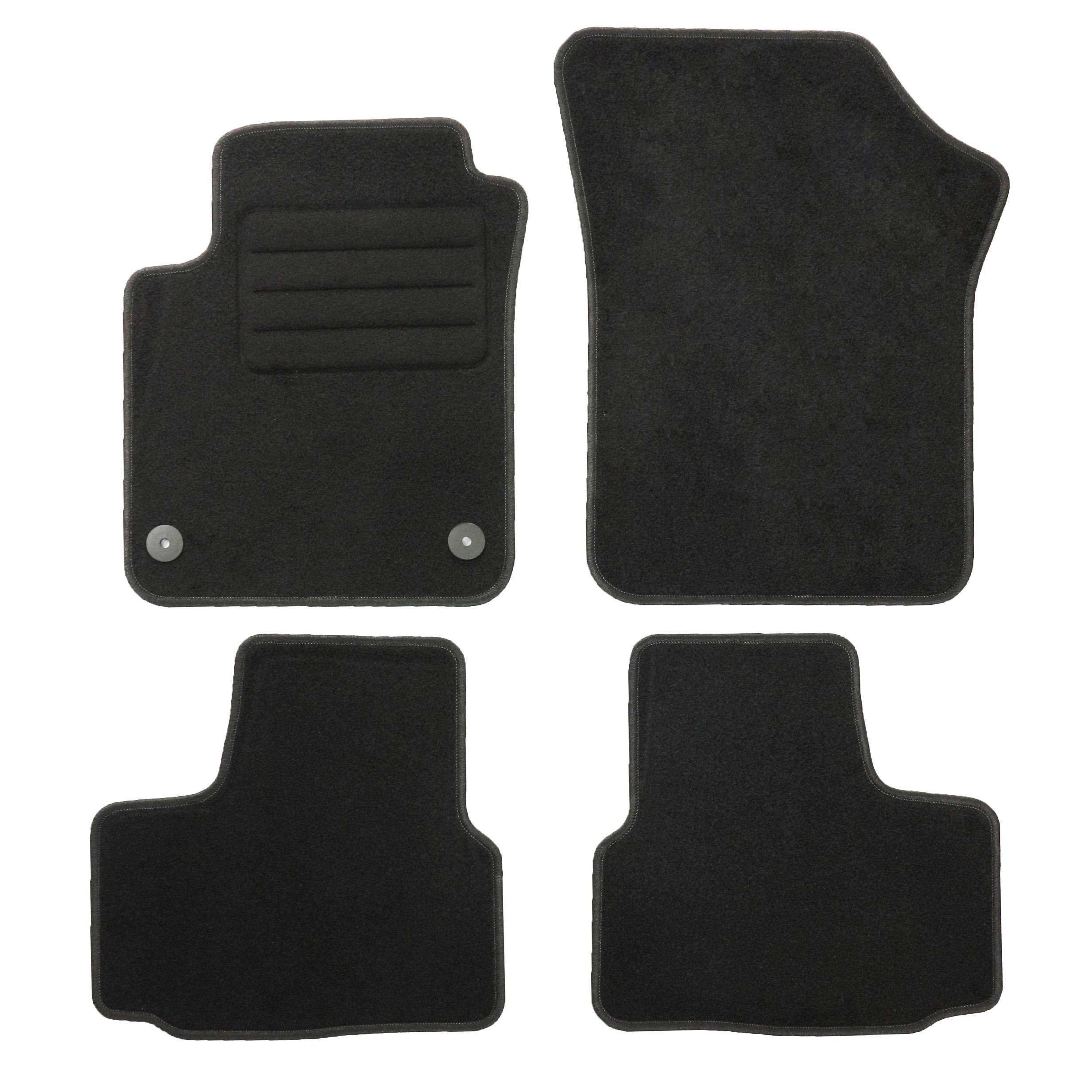 vw up fu matten autoteppiche bj 2011 ebay. Black Bedroom Furniture Sets. Home Design Ideas