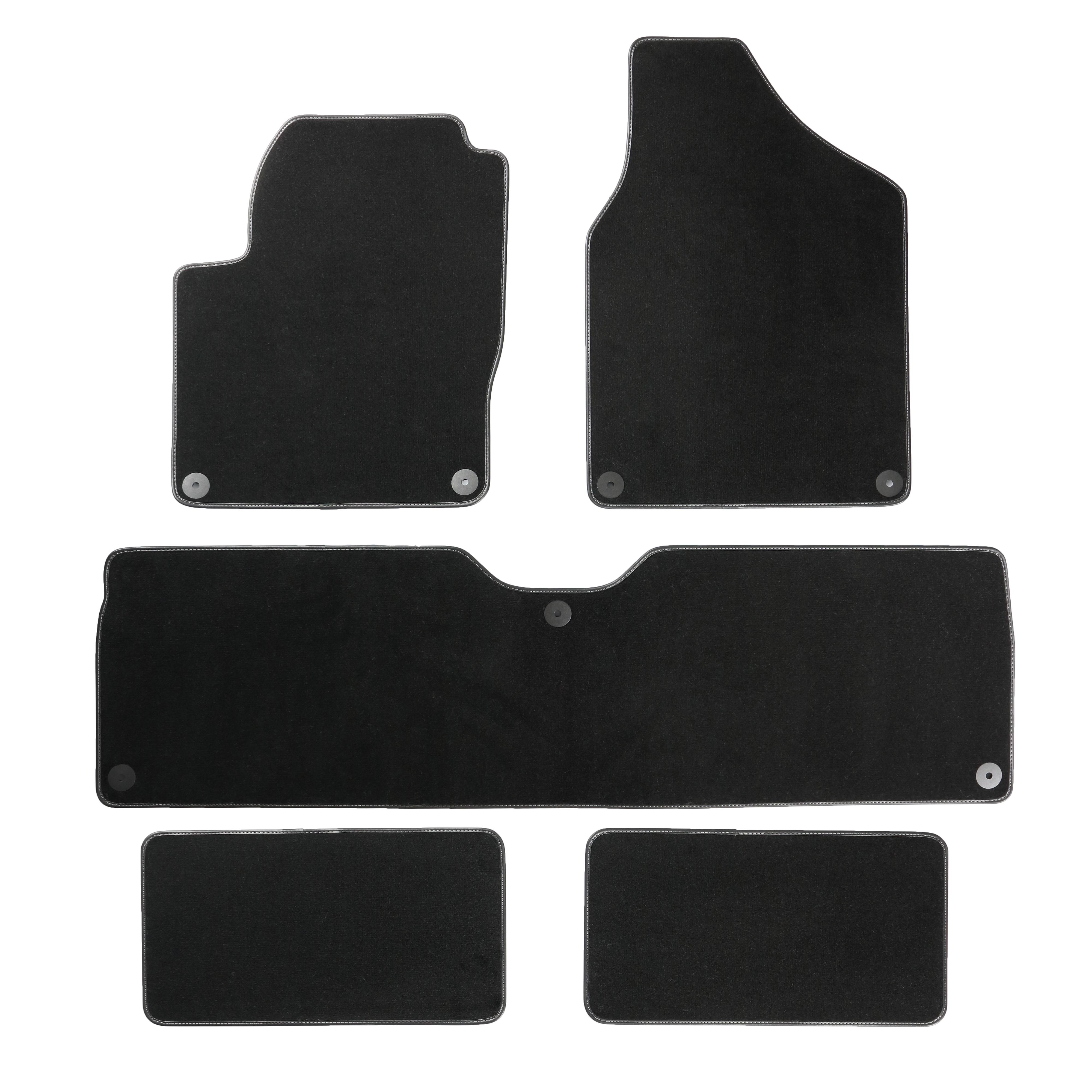 fussmatten vw sharan i 7 sitzer in seuzach kaufen. Black Bedroom Furniture Sets. Home Design Ideas