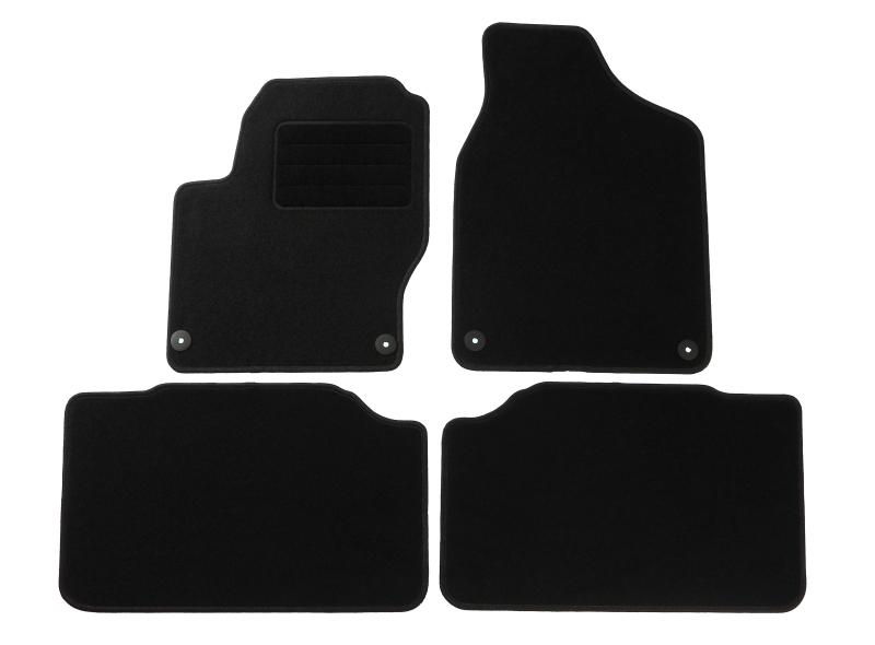 vw sharan 5 sitzer bj 1995 2010 fussmatten autoteppiche. Black Bedroom Furniture Sets. Home Design Ideas
