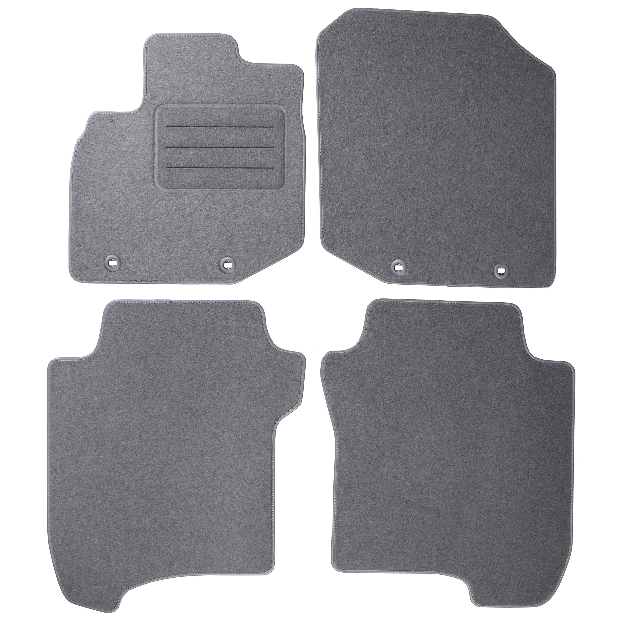 2008-2014 Automatten für Honda Jazz 3 III  Fußmatten Autoteppiche Bj