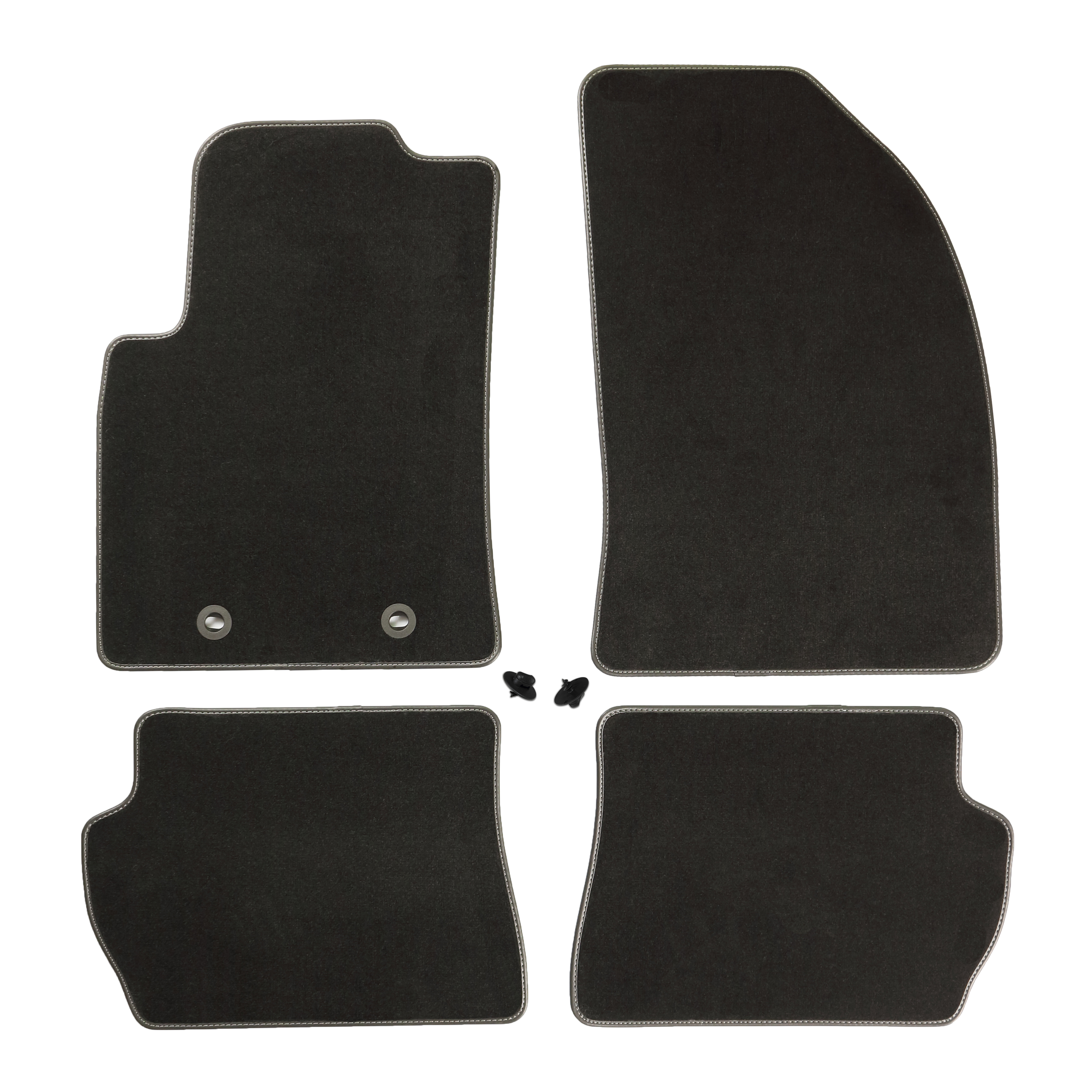 ford fiesta v bj 2004 2008 fussmatten autoteppiche comfort ebay. Black Bedroom Furniture Sets. Home Design Ideas